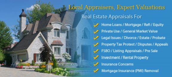 Local Appraisers, Expert Valuations